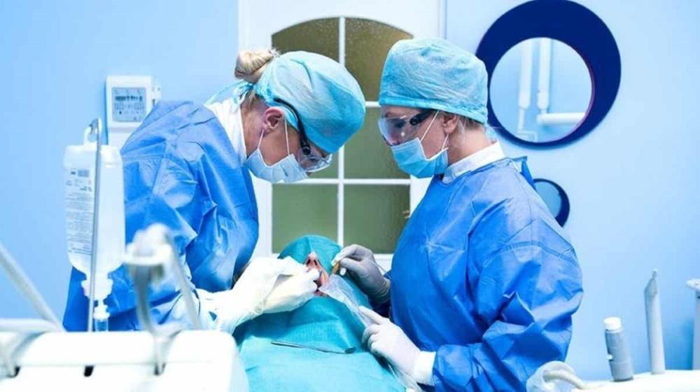 Имплантация при пародонтозе