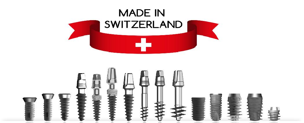 Швейцарские импланты