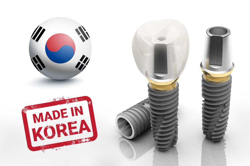 Рейтинг лучших корейских имплантов